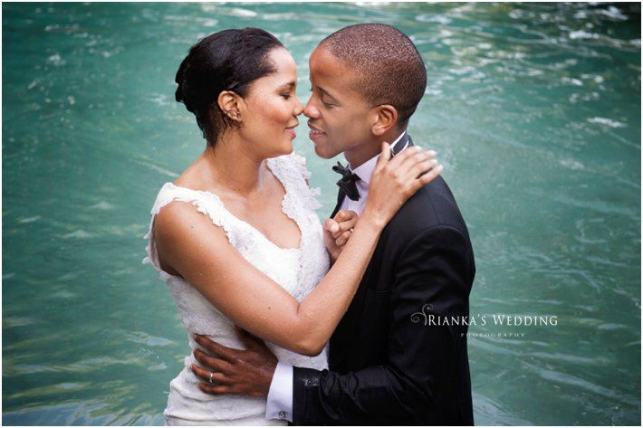 After Wedding Shoot  Athol Place - Thembi & Khetha