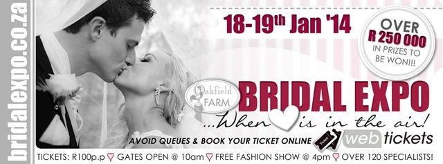 Bridal Expo Oakfield Farm 2014