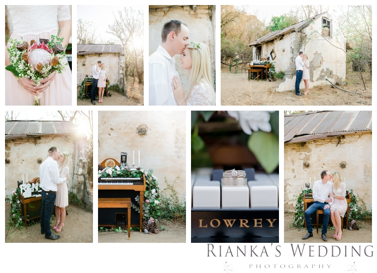 riankas weddings styled musical engagement shoot