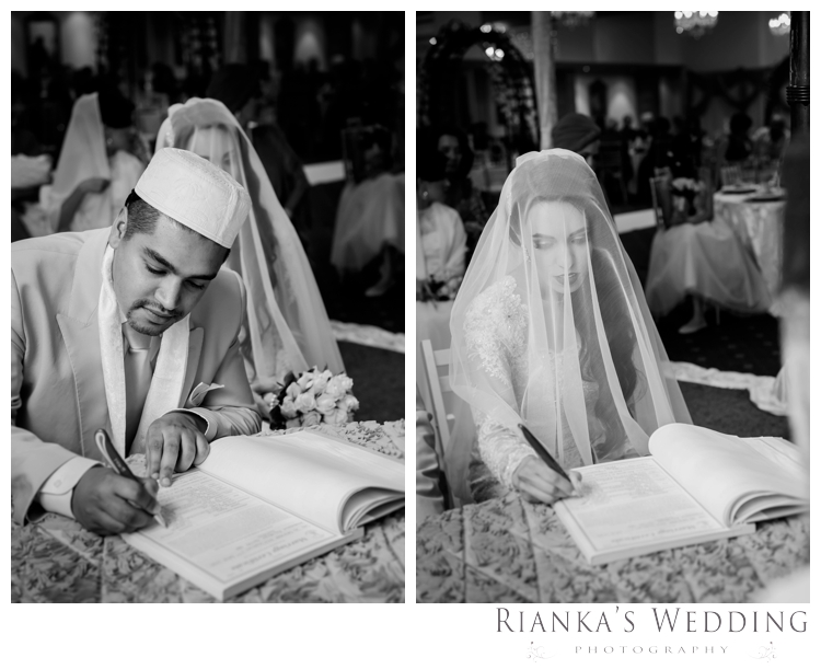 Riankas Wedding Photography Muslim Wedding Laylaa & Zaahir00066